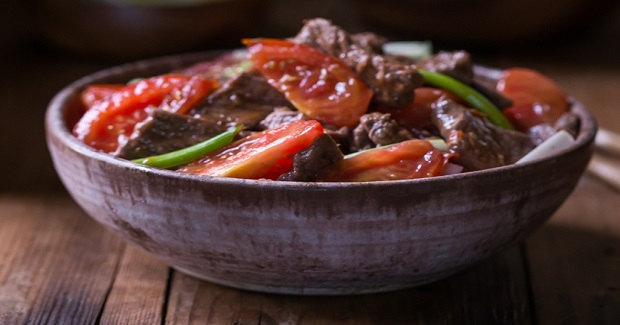 Gluten Free Beef And Tomato  Recipe