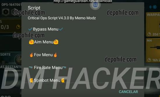 Critical Ops v1.14.0.f1015 Aim, Radar, Skin Hilesi Script Mart 2020