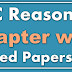 SSC Reasoning Chapter wise Solved Papers PDF Download