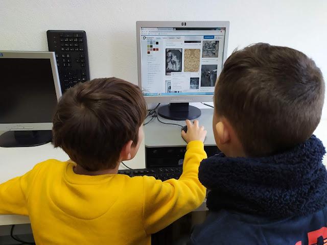 Digital literacy using Europeana