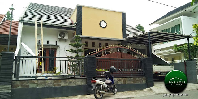 Rumah dekat Candi Sambisari Kalasan