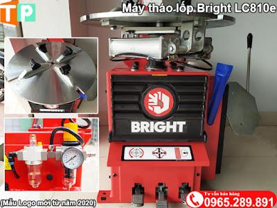 Máy tháo lốp đa dụng Bright LC810e