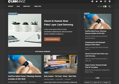 darkmode linkmagz