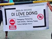 Antara Lock Down, Lauk Daun, Lock Dont dan Love Dong