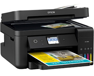 Epson EcoTank ET-4760 Drivers Download, Review And Price