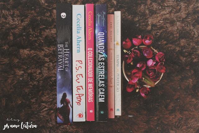 livros lidos