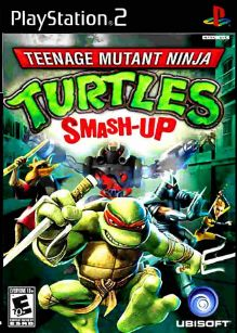 Teenage Mutant Ninja Turtles Smash-UP PS2 Torrent