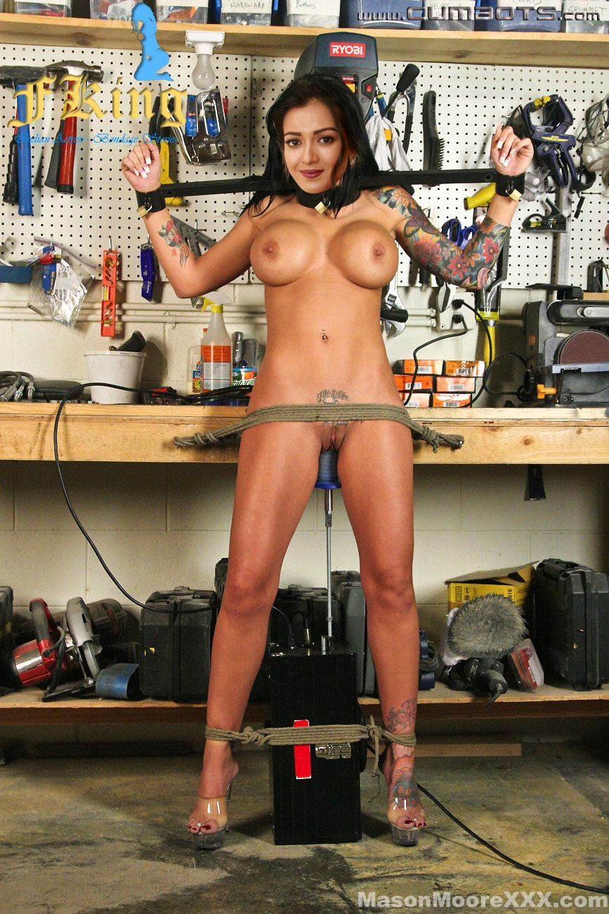 Catherine Tresa Nude