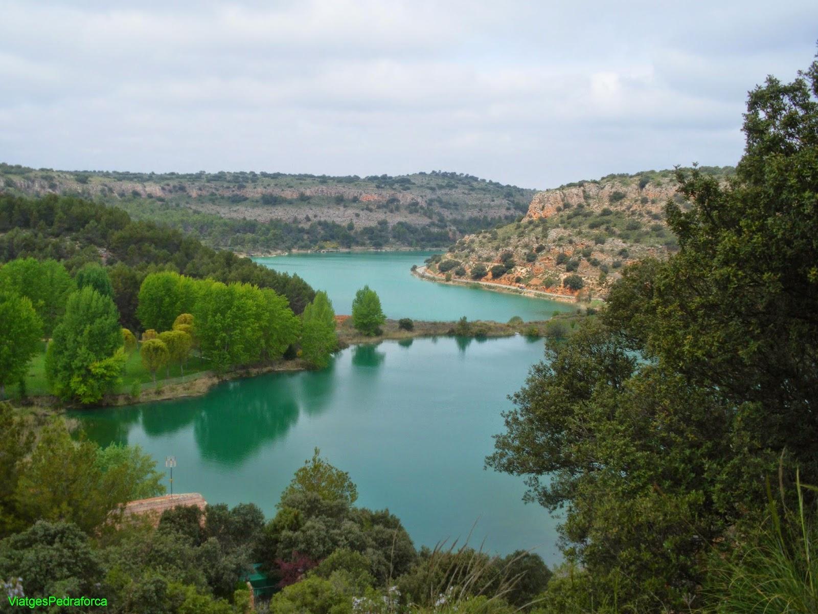 Lagunas de Ruidera, Albacete, Castilla La Mancha, Parcs naturals d'Espanya