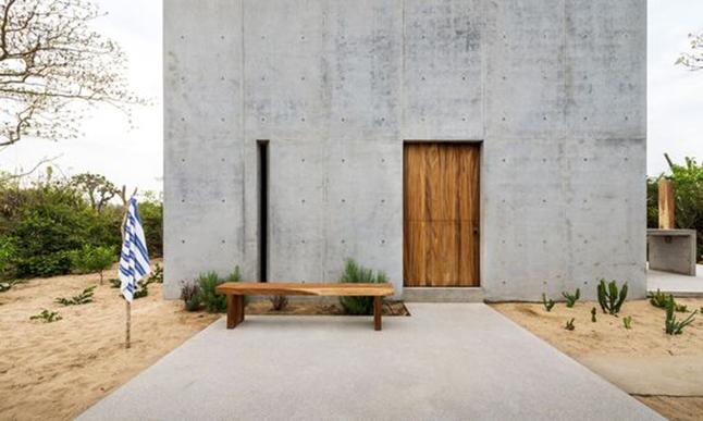 Blog meu rebuli o hist ria puerto escondido em mini for Casa minimalista historia