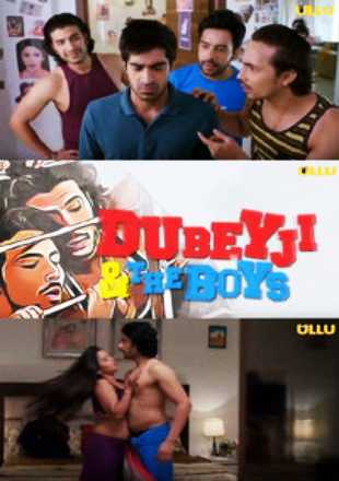 Dubeyji And The Boys 2018 Complete S01 Full Hindi Episode Download HDRip 720p