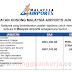 Permohonan Jawatan Kosong Malaysia Airports Holdings Berhad (MAHB) Jun 2019