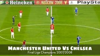 Hasil Final Liga Champion 2008