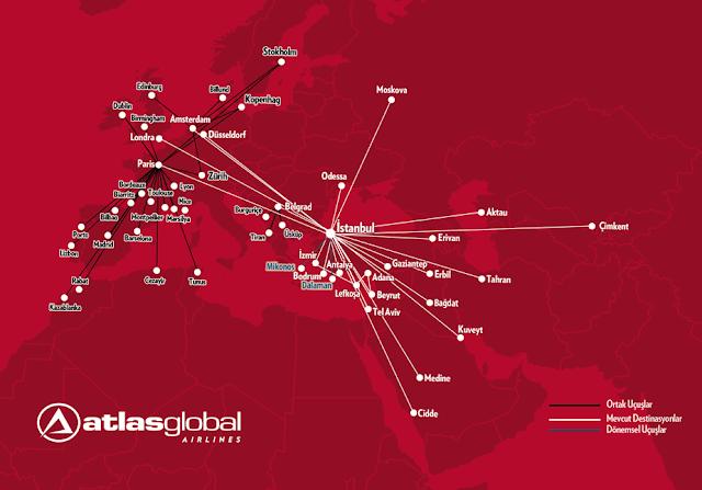 AtlasJet Çağrı Merkezi İletişim