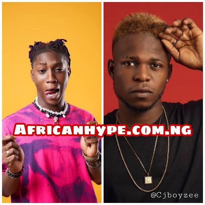 "Talented Benue Boy Make Portrait of Nigeria ""Dagbana"" Frontier Singer Bella Shmurda #AFRICANHYPE MEDIA"