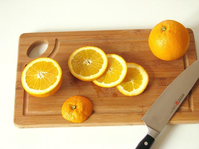 Orangettes de Noël