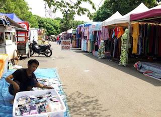 Ada O2SN Di Kota Cirebon, CFD Di Bima Libur