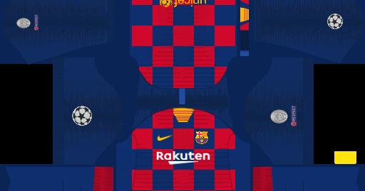 CJ-Kits Dls Classic: FC Barcelona Temporada 2019/2020