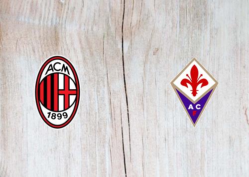 Milan vs Fiorentina -Highlights 29 September 2019