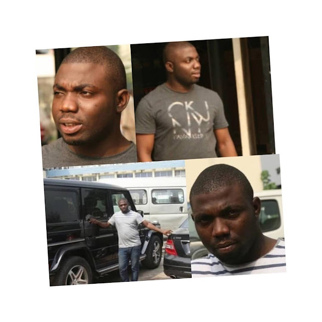 How H-Money pulled off $1m scam from Maximum  prison, attended parties -EFCC