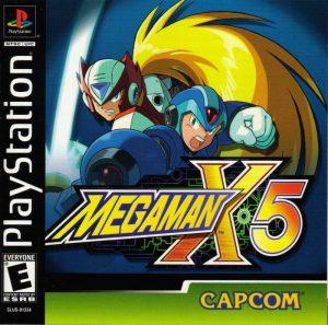 Baixar Mega Man X5 (2000) PS1 Torrent