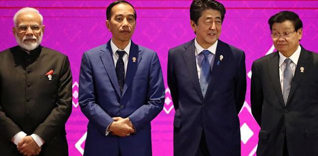Jokowi Ajak PM Jepang Bangun Proyek Di Natuna