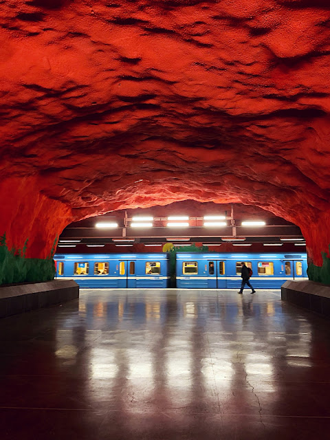 stacje metra sztokholm