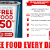 FREE FOOD FROM WENDY'S EVERY DAY!! New Wendy's Free Food Instant Win Giveaway - Win Free 4 Piece Chicken Nuggets, Frostys, Fries, Cheeseburgers or Spicy Chicken Sandwiches. Daily Entry, Ends 1/3/20