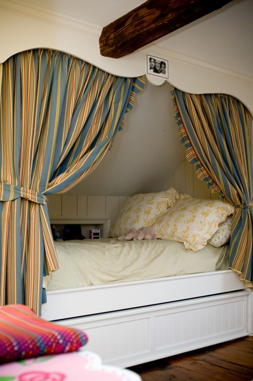 Attic Works Built In Beds
