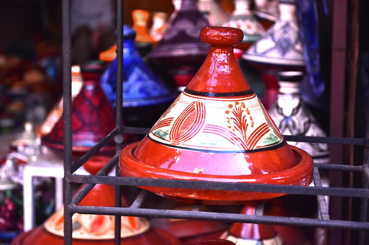 Marokko-Travel-Diary - Marrakesch's Souks