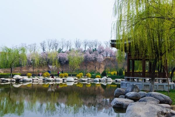วัดชิงหลง (Qinglong Temple: 青龙寺)