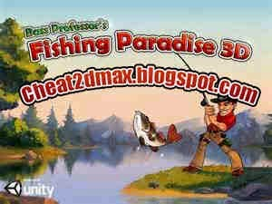 Fishing Paradise 3D on facebook