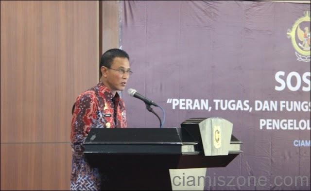 Didongkrak Dana Desa, Kategori Desa di Ciamis Meningkat