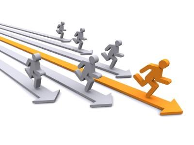Tăng tốc vượt thách thức tới đích cao