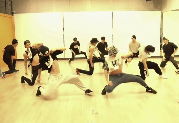 UNIQ get too sexy in 'EOEO' practice video :: Daily K Pop