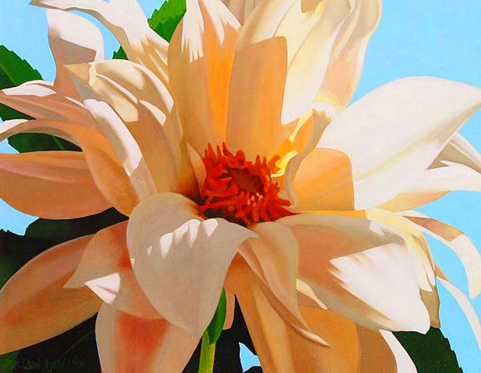 Cuadros modernos pinturas y dibujos cuadros de flores for Pinturas acrilicas para cuadros