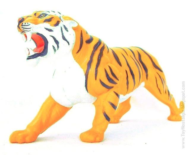 """El Tigre de BIG JIM - MATTEL El """"padre"""" de Battle Cat y Panthor (MOTU ORIGINS MATTEL)"""