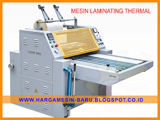 Mesin Laminating Thermal