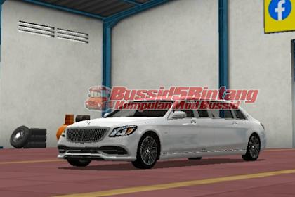 Mod Bussid Mobil Mercedes Benz S650