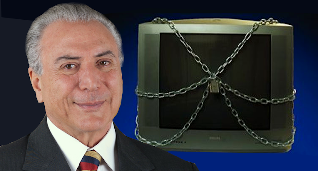 El gobierno de Michel Temer cerró la televisión pública estatal de Brasil