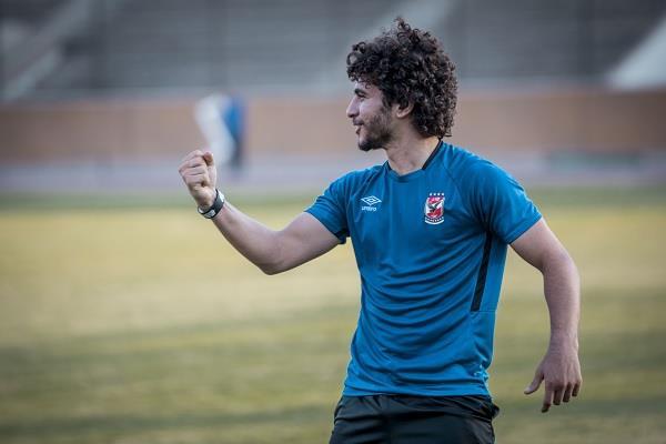 محمد محمود - الأهلي