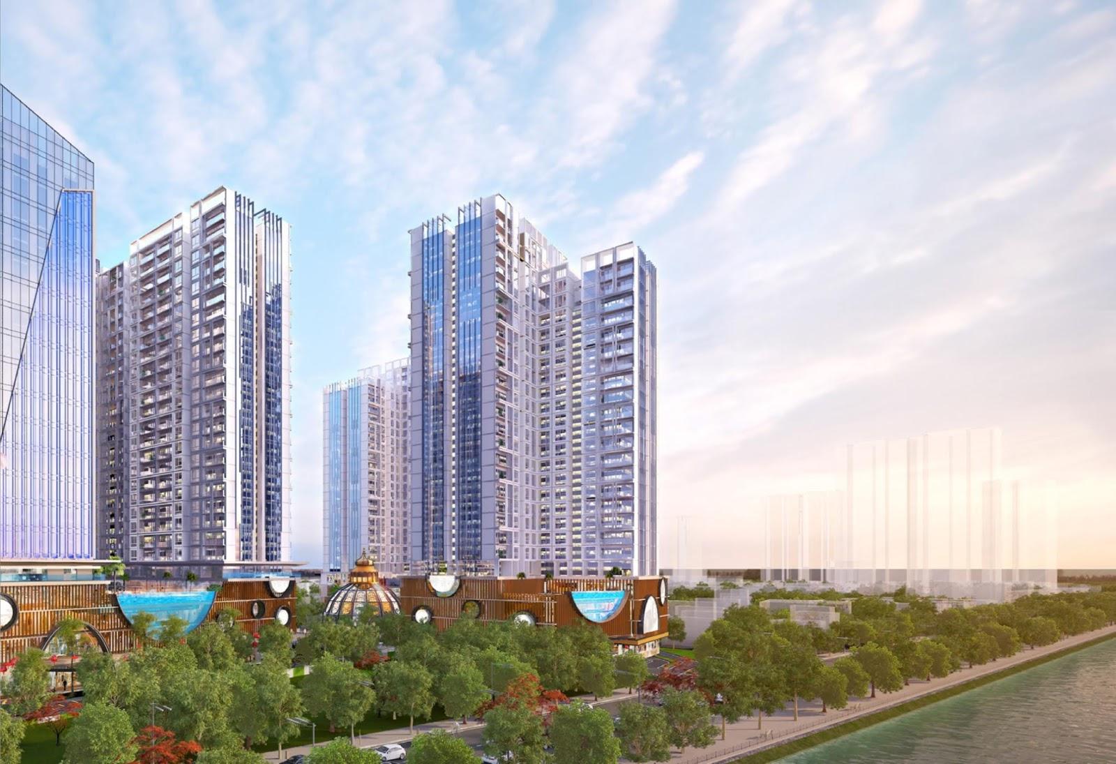 Bảng giá căn hộ cao cấp Hinode City 201 Minh Khai