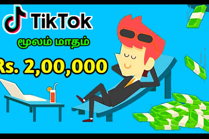 You can earn upto 3 lakhs per month - Tiktok
