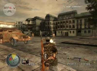 تحميل لعبة sniper elite للكمبيوتر برابط مباشر