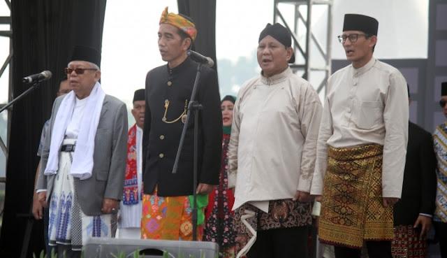Waketum Gerindra Ungkap Survei Independen: Prabowo 54,3 persen, Jokowi 40,4 persen