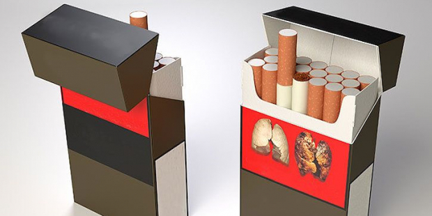 Kara Paket Sigara