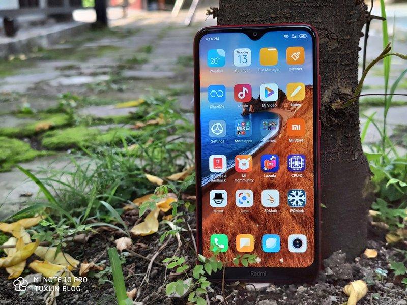 Performa Xiaomi Redmi 8