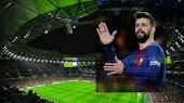 يعود لاعب برشلونة بيكيه إلى التدريب قبل مواجهة دوري أبطال أوروبا ضد باريس سان جيرمان
