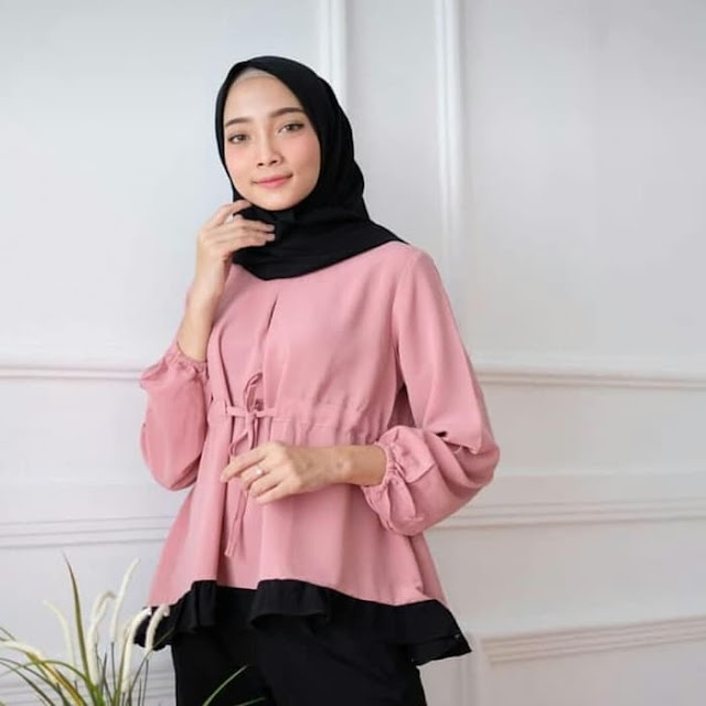 Rekomendasi Baju Atasan Wanita yang Simpel dan Fleksibel