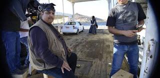 وفاة الفنان والكاتب خالد التلمساني في حادث تصادم اليوم الثلاثاء 4/9/2018 في جنوب سيناء